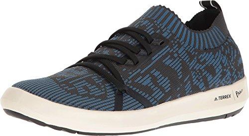 adidas outdoor Terrex CC Boat Parley Core Blue/Core Black/Chalk White 10