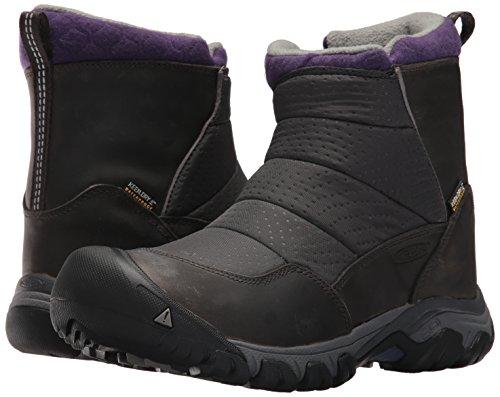 Pictures of KEEN Women's Hoodoo iii Low Zip- 1017735 Earl Grey/Purple Plumeria 4