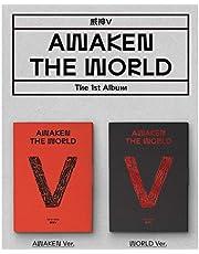 LABEL V WAYV - Awaken The World (Vol.1) Album+On Pack Poster+Extra Photocards Set (Awaken ver.)