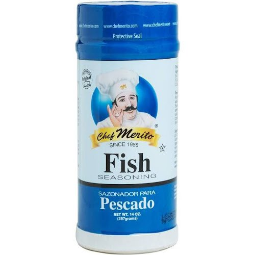 Chef Merito Fish Seasoning (Sazonador para Pescado)