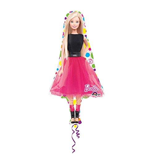 Mayflower BB76060 Barbie Sparkle 42 in. Balloon