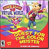 Jumpstart 3D Virtual World: Quest for the Color