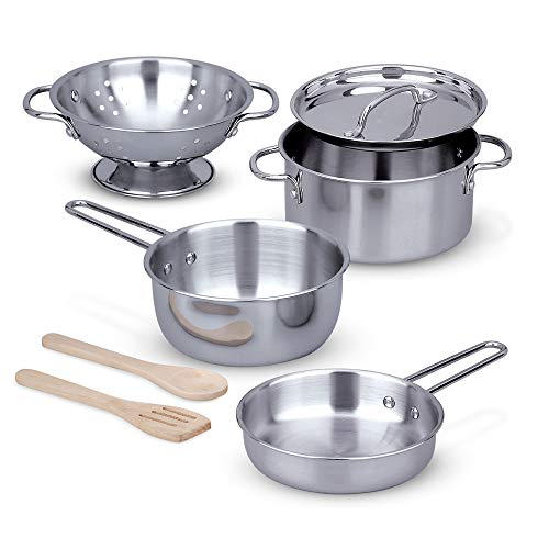 M&D Stainless Steel Pots & Pans
