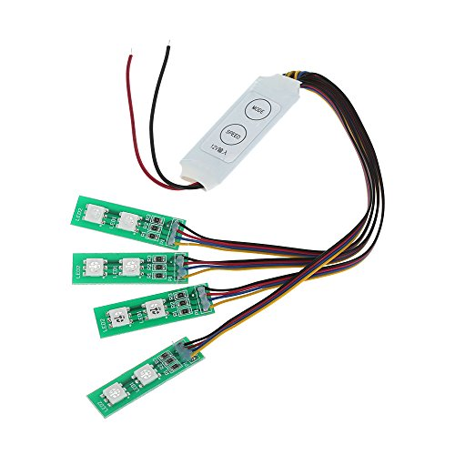 led light strip quad - 8