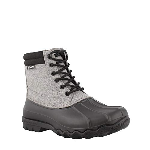 Sperry Men's, Brewster Waterproof Boot Charcoal 10.5 M by Sperry (Image #1)