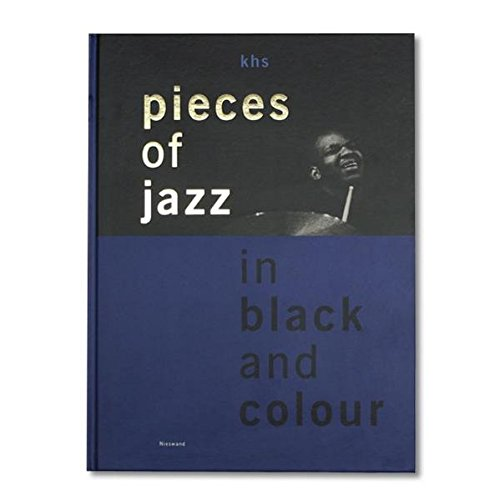 pieces of jazz in black and colour