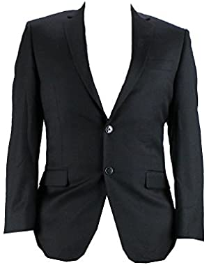 Calvin Klein Black Slim Fit Jacket 40S