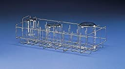 Labconco 4401801 Stainless Steel 32-Pin Labware Insert