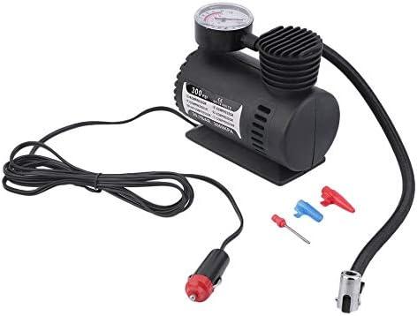 Panamami Mini Pompe Gonflable 12V Jouets Sports Pompe /électrique Portable Mini compresseur Compact Compresseur Pneu Air Gonfleur