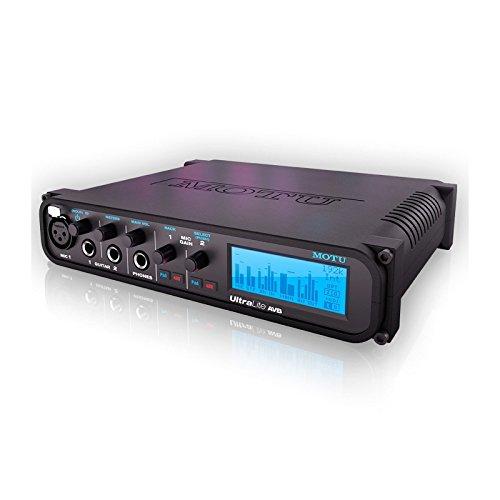 MOTU UltraLite AVB | 18x18 Digital I/O Audio Interface