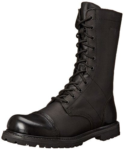 Bates Men's Enforcer 11 Inch Paratrooper Boot, Black, 10.5 W US ()