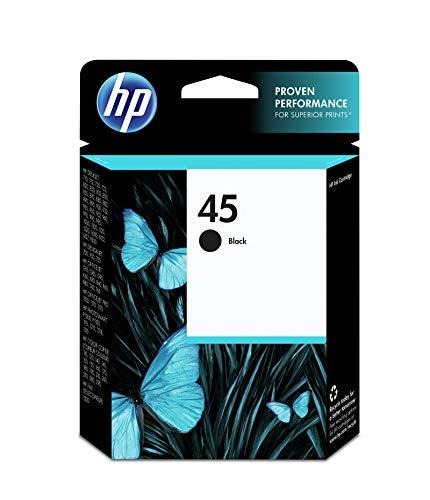 HP 45 Black Ink Cartridge ()