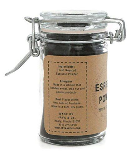 Espresso Powder by JAVA & Co.