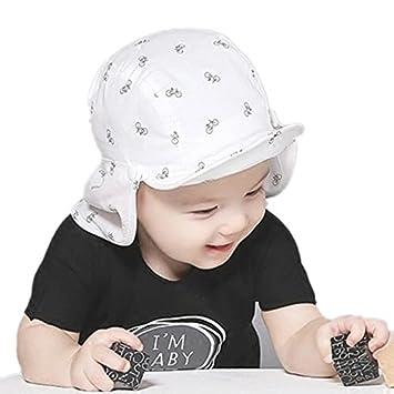 1815ab43f5744 子供用 日よけ帽子 夏 帽子キャップ 野球帽 ビーチハット紫外線対策 UV