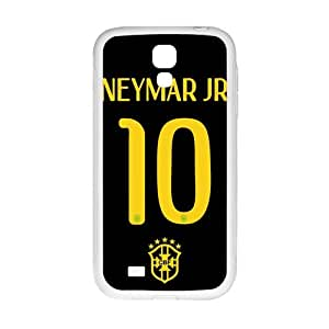 Neymar JR brasil Phone Case for Samsung Galaxy S4 Case by mcsharks
