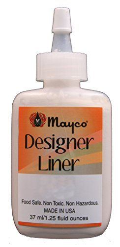 Mayco Designer Liner - SG409 - Bright Green - 1.25 Ounce