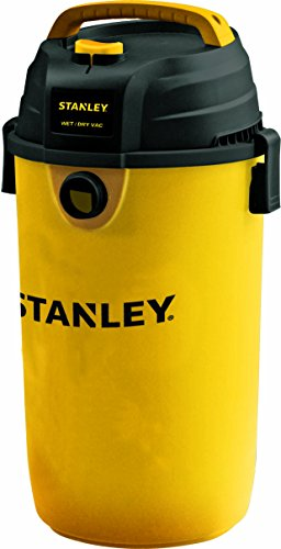 Stanley SL18139P Wet/Dry Hanging Vacuum, 4.5 Gallon, 4 Horsepower by Stanley