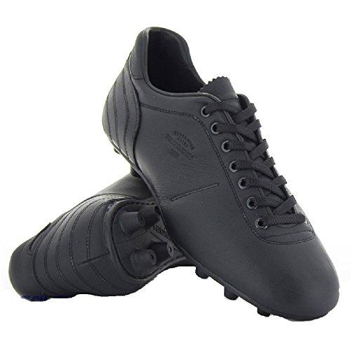 Pantofola Doro , Herren Fußballschuhe Schwarz schwarz 42.5 Schwarz