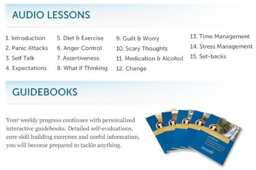 Attacking Anxiety & Depression Program, A Drug-Free, Self-Help ...