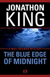 The Blue Edge of Midnight (The Max Freeman Mysteries)