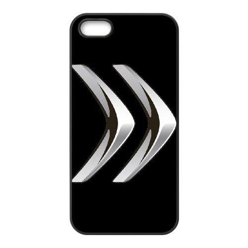 Citroen 002 coque iPhone 4 4S cellulaire cas coque de téléphone cas téléphone cellulaire noir couvercle EEEXLKNBC24253