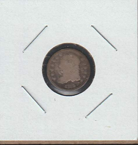 1835 Capped Bust (1829-1837) (Full Liberty) Half Dime About Good