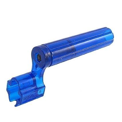 Amazon.com: Guitarra azul DealMux Cordas Winder velocidade Peg Puller Ponte Pin removedor: Musical Instruments