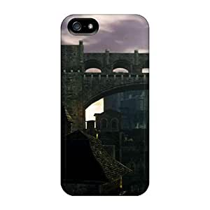 Iphone 5/5s Covers Cases - Eco-friendly Packaging(dark Souls Undead Burg)