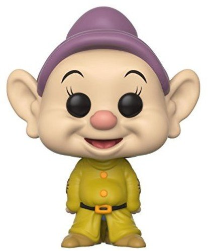 Funko Pop Disney: Snow White - Dopey Collectible Vinyl Figure (styles may vary)