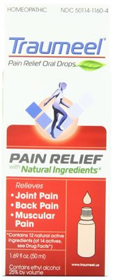 Medinatura T Relief Pain Oral Drop