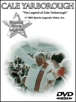 Cale Yarborough Nascar (Cale Yarborough Greatest Sports Legends DVD)