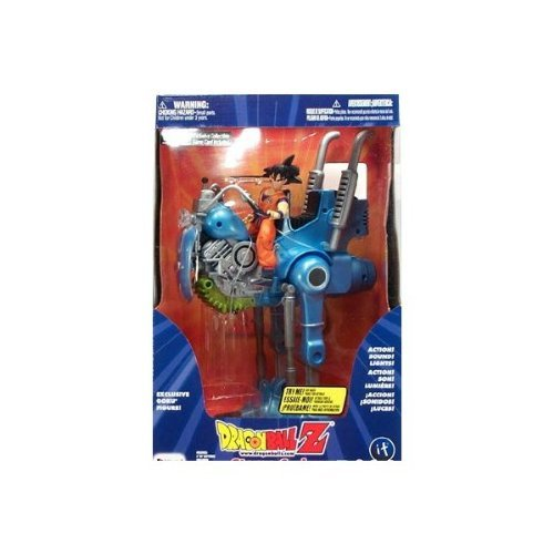- Dragonball Z Stomp Cycle Vehicle with Exclusive 5