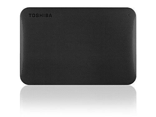 Toshiba Canvio Ready 500GB Portable External Hard Drive 2.5 Inch USB 3.0 - Black - HDTP205EK3AA