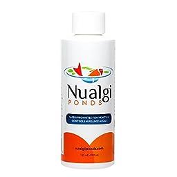Nualgi Ponds Fish Health and Controls Algae, 125ml