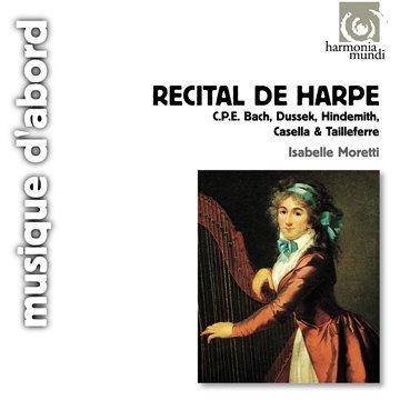 harp-recital
