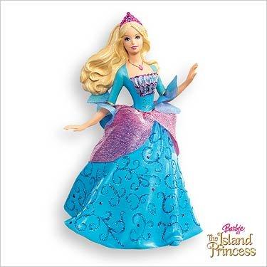 (Hallmark Barbie AS Rosella 2007 Keepsake Ornament)