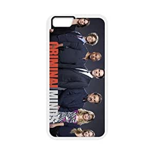 IPhone 6 Plus 5.5 Inch Phone Case for Criminal Minds pattern design