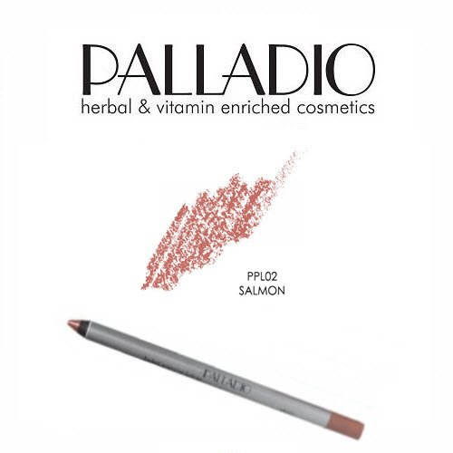 3 Pack Palladio Beauty Precision Lip Liner 02 Salmon