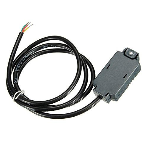 Modbus RS485 Temperatur ILS und Feuchte-Transmittersensor Hochpr/äzise /Überwachung