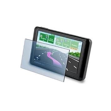 Anti-glare Protector de pantalla para Garmin Nuvi 1490 coche ...