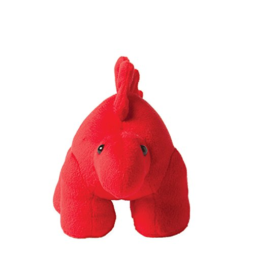 Manhattan Toy Jellybeans Ruby Dinosaur Plush, 5