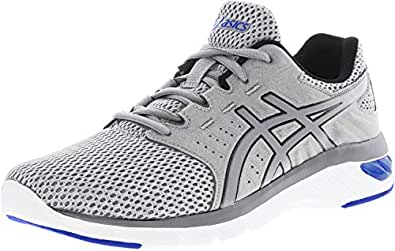 ASICS Mens T841N-9090 Gel-Moya Gray Size: 7.5