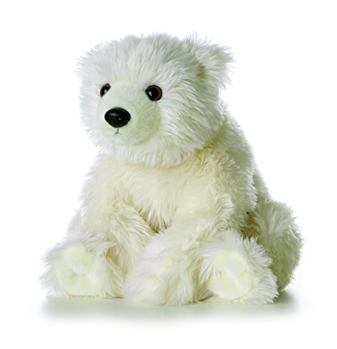 "Aurora World 12"" Plush Iceberg Polar Bear"