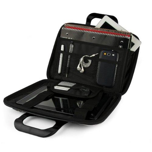 SumacLife Cady Shoulder Bag Briefcase for HP Pavilion X2 13.3 inch Laptops