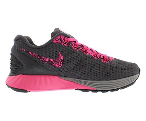 Damen Rosenrot Lunarglide Laufschuhe Grau 6 Nike fxEq4Pq