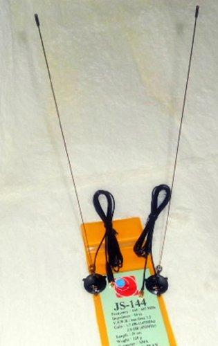 cosecha inalámbrico js-144Mini VHF/UHF magnético de antena móvil para HT (sma-s Conector macho)