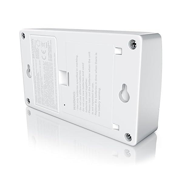 41u25DrAOBL CSL - Kohlenmonoxidmelder CO Melder - CO Warnmelder - Detektor - Alarm Warner mit Sofortalarm - CO Gasmelder - Neues…