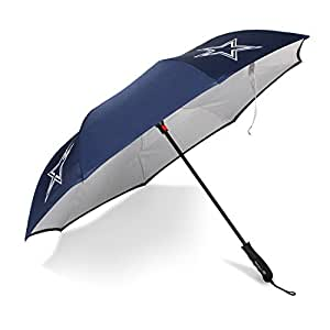 Amazon Com Nfl Dallas Cowboys Better Brella Wind Proof