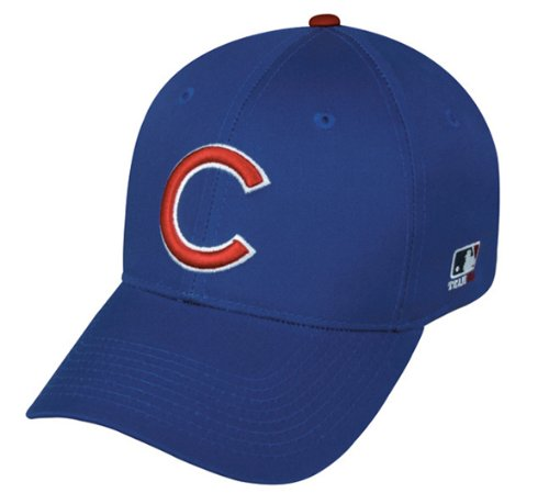 Chicago Cubs ADULT Adjustable Hat MLB Officially Licensed Ma