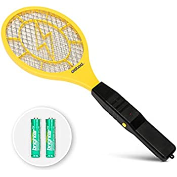 Amazon Com Bugzoff Electric Fly Swatter Destroys